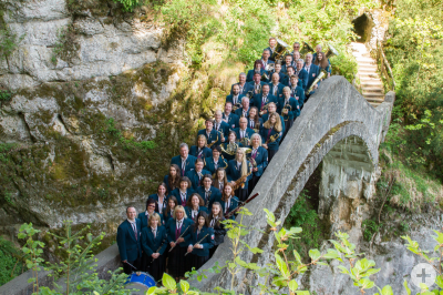 Teufelsbrücke Gruppenfoto 2018