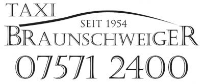 Logo Taxi Braunschweiger