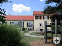 Außenansicht Kindergarten Vilsingen