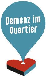Logo Demenz im Quartier