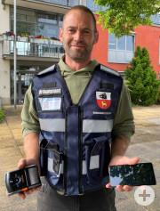 Gemeindevollzugsdienst Heiko Müller
